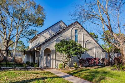 Houston Single Family Home For Sale: 10602 Riverview Drive