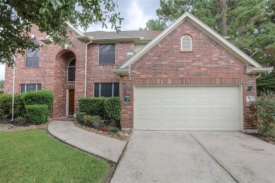 Humble Single Family Home For Sale: 18530 Rustic Oar Way