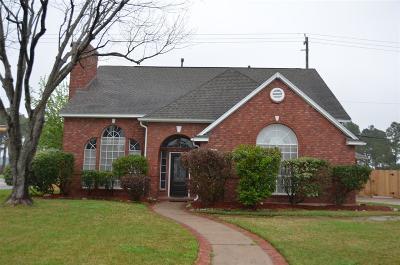 Deer Park Single Family Home For Sale: 1305 Garden Court