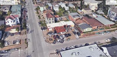 Galveston Residential Lots & Land For Sale: 1328 Post Office Street