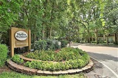 Memorial Condo/Townhouse For Sale: 11711 Memorial Drive #255