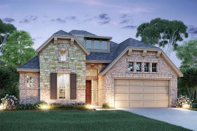 Tomball Single Family Home For Sale: 138 Covington Court