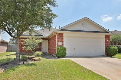 Tomball Single Family Home For Sale: 12255 Noco Drive