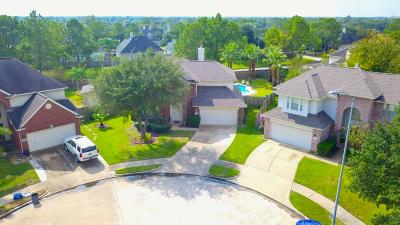 Houston Single Family Home For Sale: 8903 Aber Trail Court