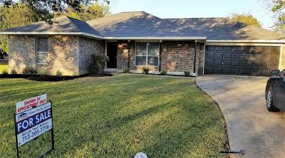 Willis Single Family Home For Sale: 12822 Lake Conroe Hills Drive