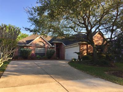 Pearland Single Family Home For Sale: 827 W Peach Hollow Circle