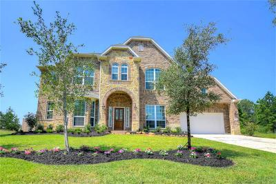 Conroe Single Family Home For Sale: 3381 Wooded Lane