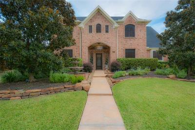 Tomball Single Family Home For Sale: 12306 Wealdstone Drive