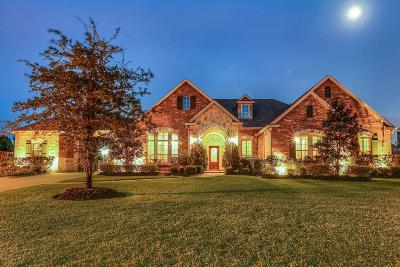 Cypress Single Family Home For Sale: 17806 Fairhaven Sunrise Court