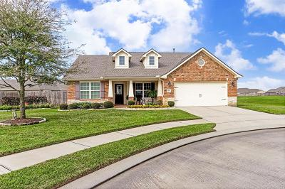 Sealy Single Family Home Pending: 404 Sweet Pea Court