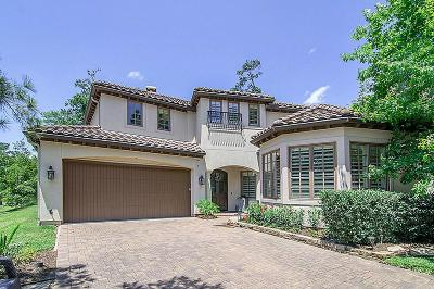 The Woodlands Single Family Home For Sale: 15 Rhapsody Bend