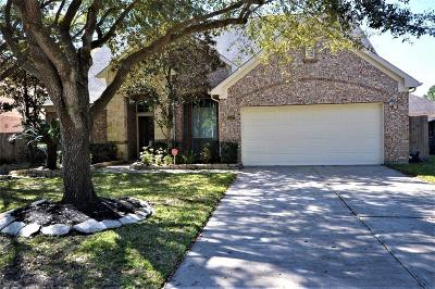 Katy Single Family Home For Sale: 22527 Crownfield Lane