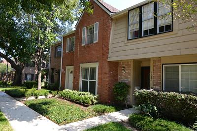 Harris County Rental For Rent: 1343 Country Place