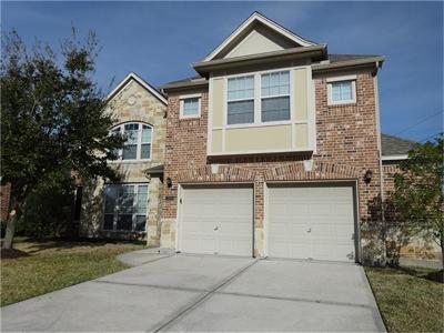 Pearland Rental For Rent: 13501 White Cloud Court