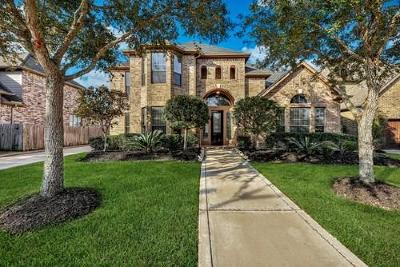 Katy Single Family Home For Sale: 10111 Touhy Lake Dr