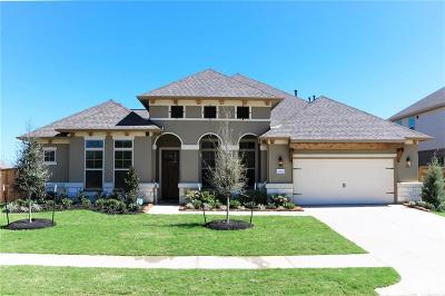 Tomball Single Family Home For Sale: 25318 Hollowgate Park Lane