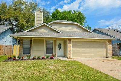 Houston Single Family Home For Sale: 15838 Barbarossa Drive