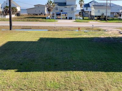 Galveston Residential Lots & Land For Sale: 21526 San Luis Pass Rd