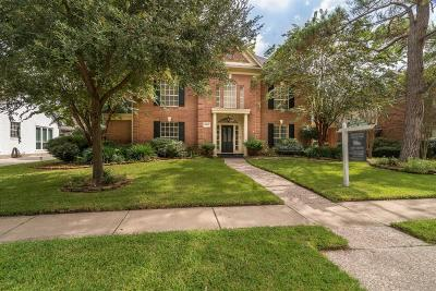 Houston Single Family Home For Sale: 14827 Tumbling Falls Court