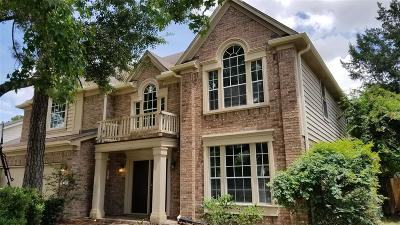 Houston Single Family Home For Sale: 15926 Luxembourg Drive