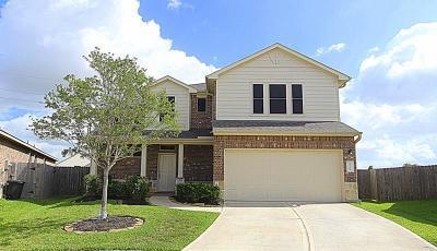 Katy Single Family Home For Sale: 23702 San Barria Drive