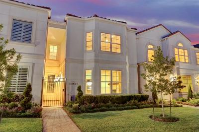 Houston Condo/Townhouse For Sale: 13620 Teal Bluff Lane