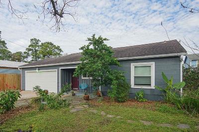 Houston Single Family Home For Sale: 922 Martin Street