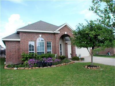 Tomball Single Family Home For Sale: 22914 Still Pond Drive