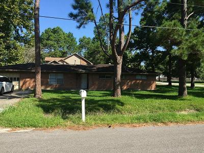 Texas City Single Family Home For Sale: 8208 Ash Road
