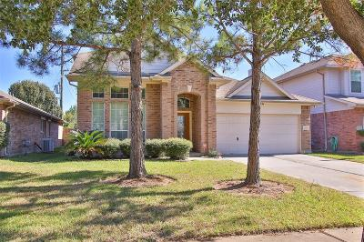 Katy Single Family Home For Sale: 6706 Enchanted Crest Drive