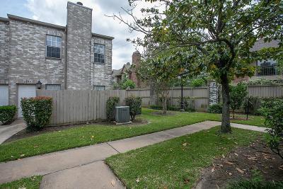Houston Condo/Townhouse For Sale: 8063 El Mundo Street #8063