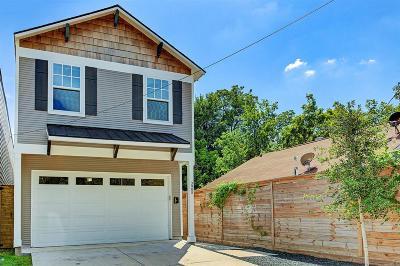 Single Family Home For Sale: 3905 Hain Street