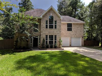 Conroe Single Family Home For Sale: 28 Timber Lane