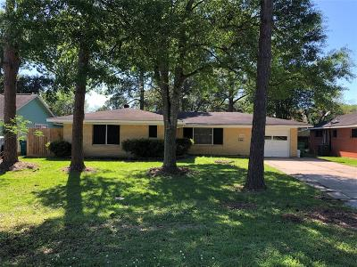 Galveston County Rental For Rent: 1414 Lake Road
