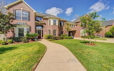 Katy Single Family Home For Sale: 7807 Breezeway Bend