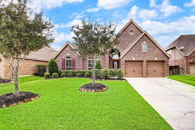Shadow Creek Ranch Single Family Home For Sale: 13710 Cutler Springs Court