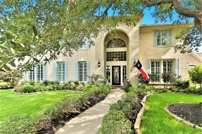 Houston TX Single Family Home For Sale: $518,000