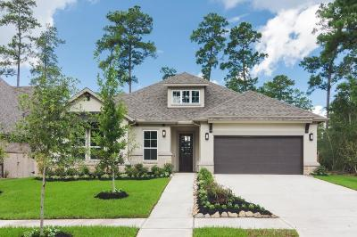 Tomball TX Single Family Home For Sale: $463,900