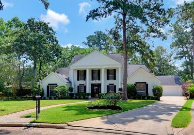 Houston Single Family Home For Sale: 5402 Olympia Fields Lane