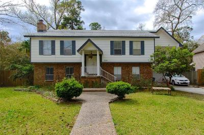 Kingwood Single Family Home For Sale: 2238 NE Willow Point