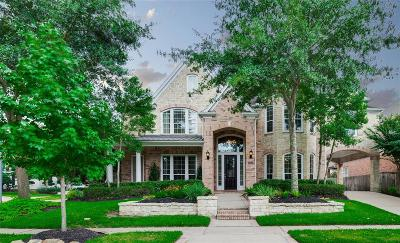 Single Family Home For Sale: 18615 Gail Shore Drive