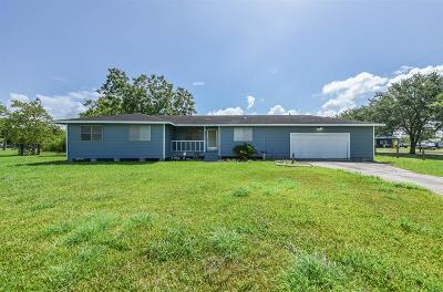 Santa Fe Single Family Home For Sale: 5411 Orchard Lane