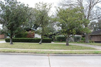 Houston Single Family Home For Sale: 5142 N Braeswood Boulevard
