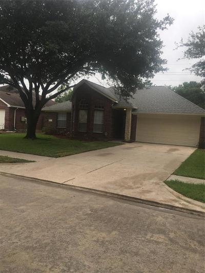 Houston Single Family Home For Sale: 9215 Reagan Meadow