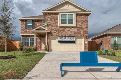Texas City Single Family Home For Sale: 2201 Del Mar Drive