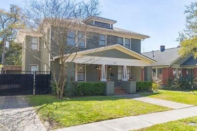 Houston Single Family Home For Sale: 517 W Pierce Street