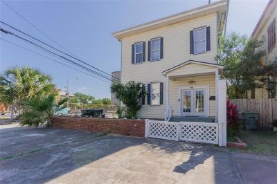 Galveston Multi Family Home For Sale: 811 24th Street