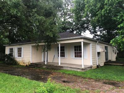 Houston Single Family Home For Sale: 710 Twin Oaks Street