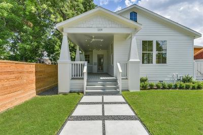 Single Family Home For Sale: 1209 Idylwild Street