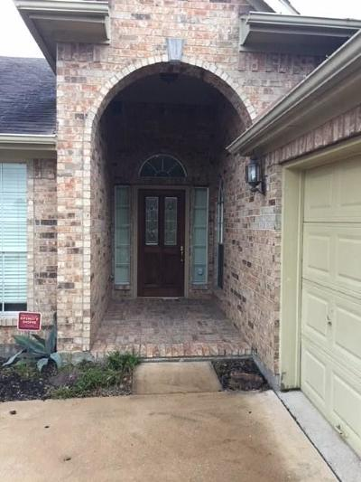 Pearland Rental For Rent: 3847 W Arbor Drive